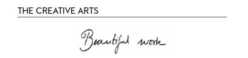 handschrift-carriere-