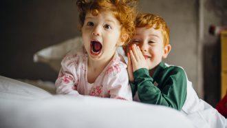 slaapregressie bij kinderen