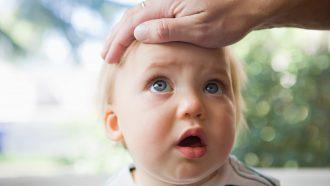 koorts bij je kind
