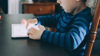 kind surft veilig online