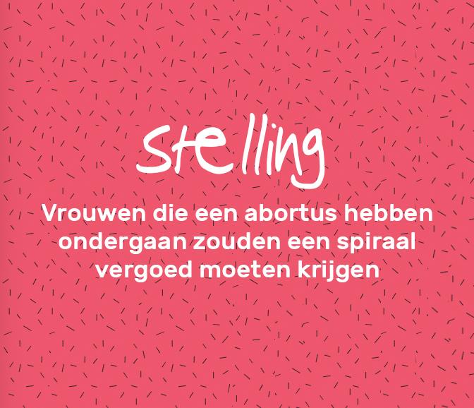 stelling-abortus-spiraal