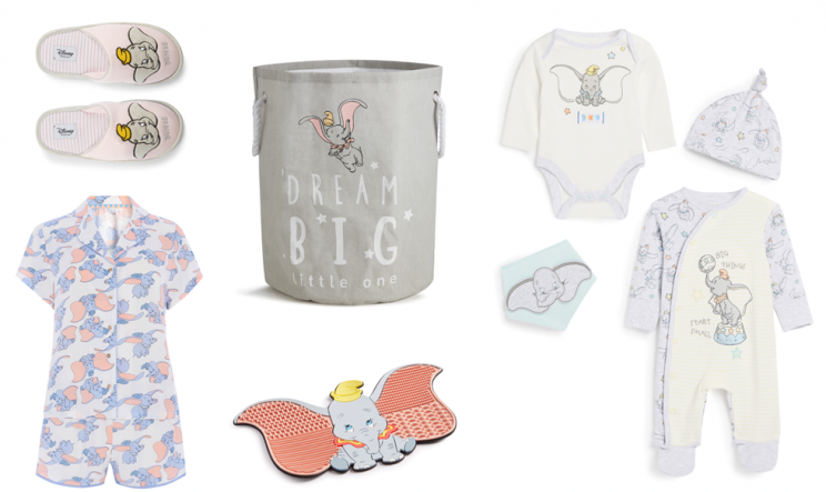 dumbo-collectie-primark