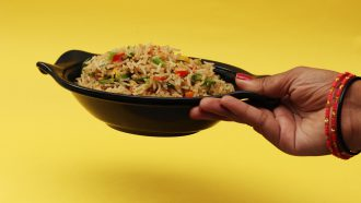 vegetarisch recept voor nasi