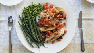 Het mediterrane dieet afvallen