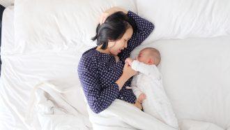 moedermelk-ziek-kind