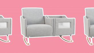 schommelstoel-wieg