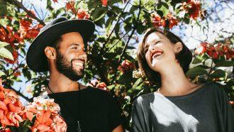 flirten met partner