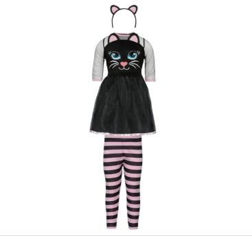 Halloween outfit voor kinderen