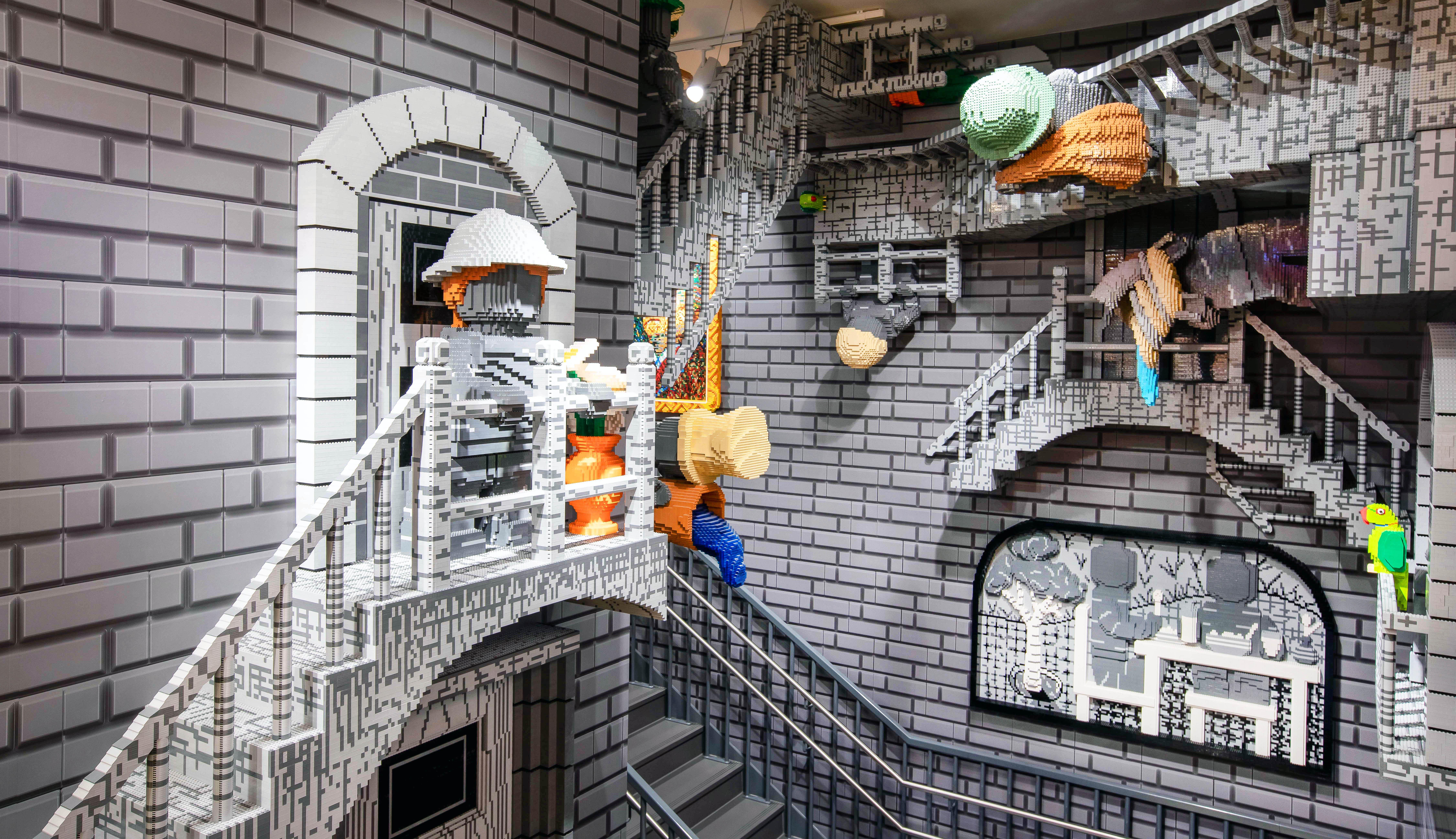 LEGO-trappen-Escher-Amsterdam-famme.nl