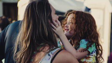 Moeder die uitspraken doet naar dochter