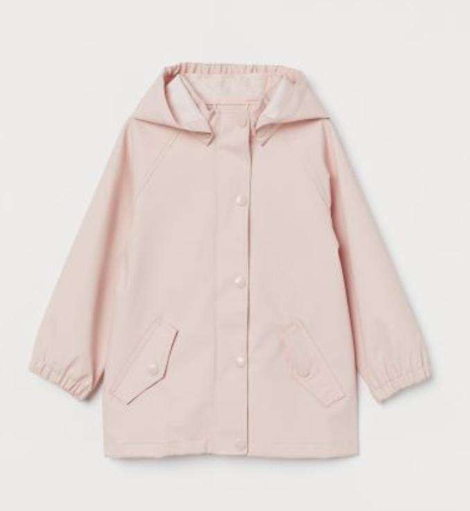 regenjassen van H&M