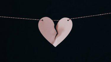 liefdesverdriet / gebroken hart