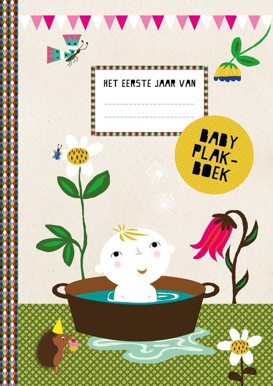 babyboeken eerste jaar