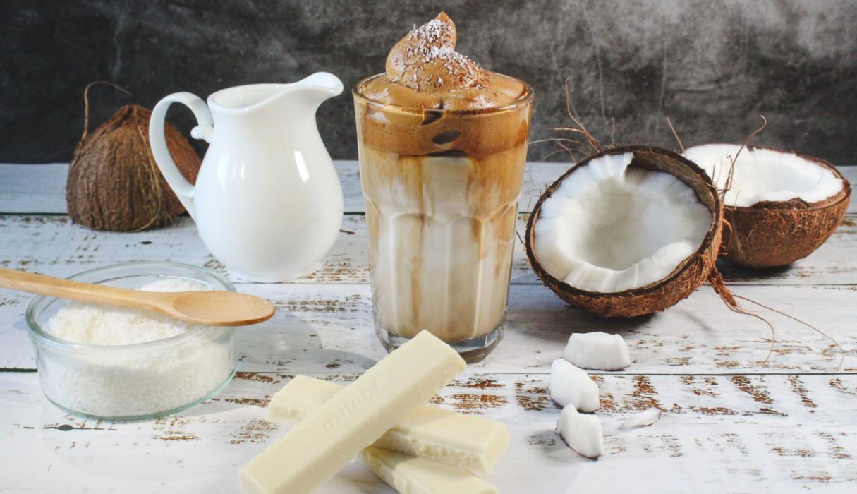 ijskoffie recept / ingrediënten