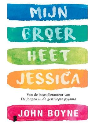 Mijn broer heet Jessica boek